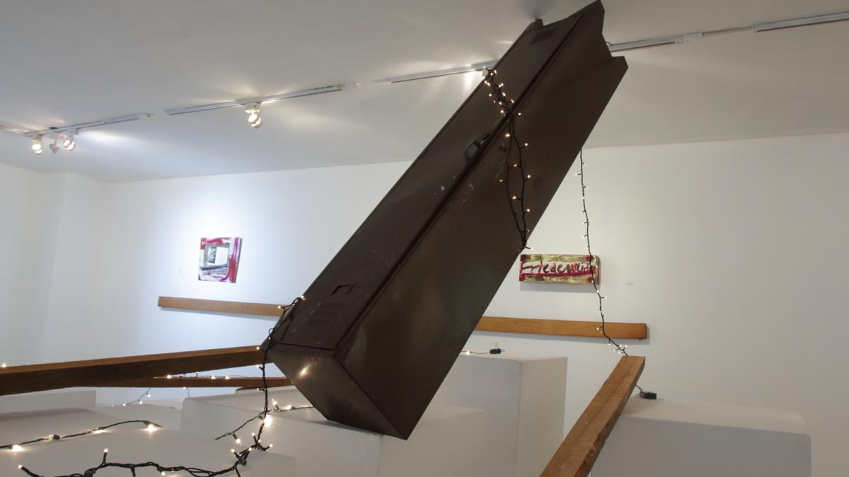 Camino del Calvario, 2018, Museo de Arte Moderno de Barranquilla